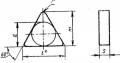 Трехгранной формы - ГОСТ 19043-80