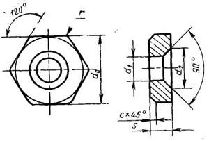 Пластина твердосплавная опорная сменная - 761-1204-ВК15